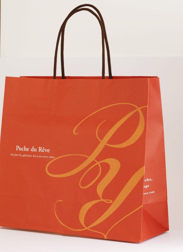 洋菓子店紙袋